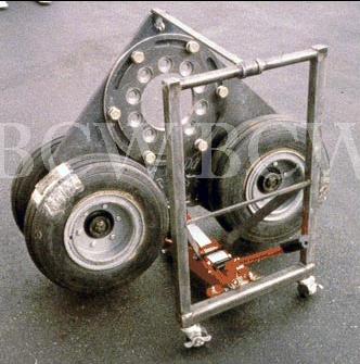 custom-made towing dolly
